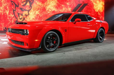 What It All Meant 2018 Dodge Challenger Srt Demon Easter