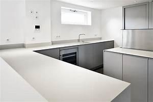 Amenagement st tropez cuisine et salle de bains solid for Plan de travail cuisine en resine de synthese