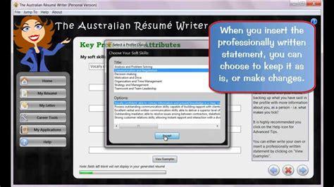 the australian resume writer medicalhc co