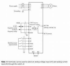 Ce Certificated S800e V  F Control 220v  380v Single Phase