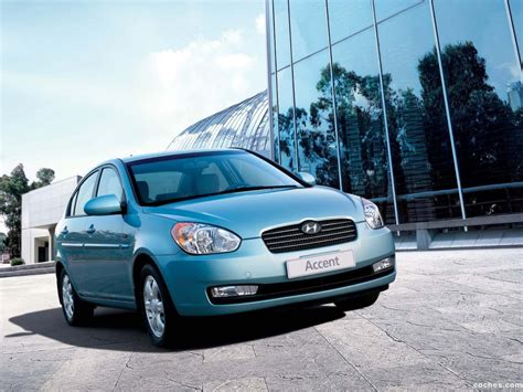 Fotos De Hyundai Accent Sedan 2006