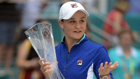 Click here for a full player profile. Ashleigh Barty - EcuRed
