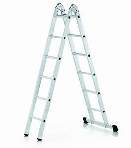 Echelle Pliante Telescopique : echelle pliante articul e ~ Edinachiropracticcenter.com Idées de Décoration