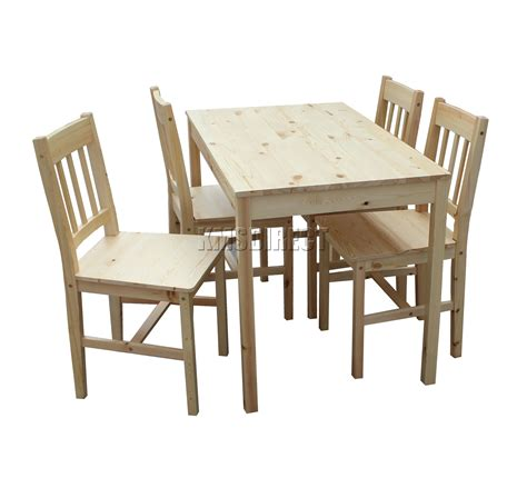 solid pine table   chairs ikea black table  chairs