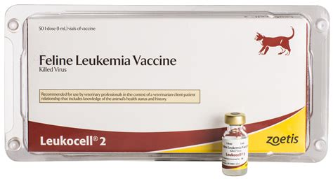 felv vaccine leukocell 2 zoetis us