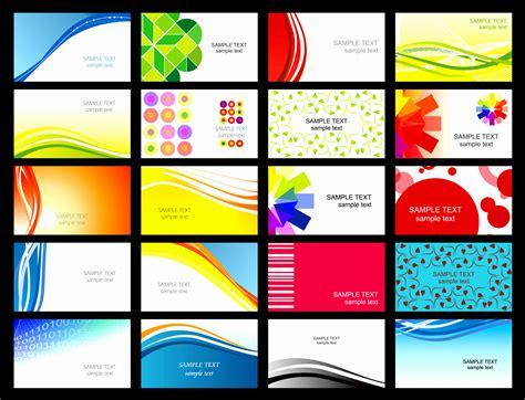 microsoft business card templates