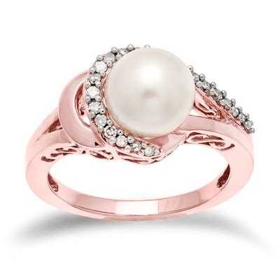 pink pearl engagement rings 25 best ideas about gold pearl on pearl rings pretty rings and gold pearl ring