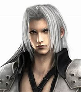 Voice Of Sephiroth Crisis Core Final Fantasy VII Game