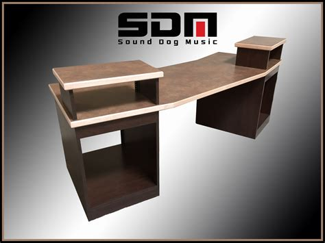omnirax presto 4 studio desk mahogany omnirax presto 4 studio desk multi unit house plans