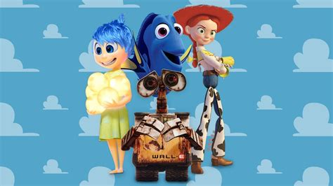 pixar  characters rolling stone