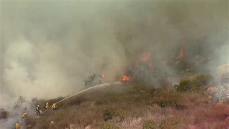 If you do not have insurance and you want to get tested. San Marcos Brush Fire Near Palomar College Photos - NBC 7 San Diego