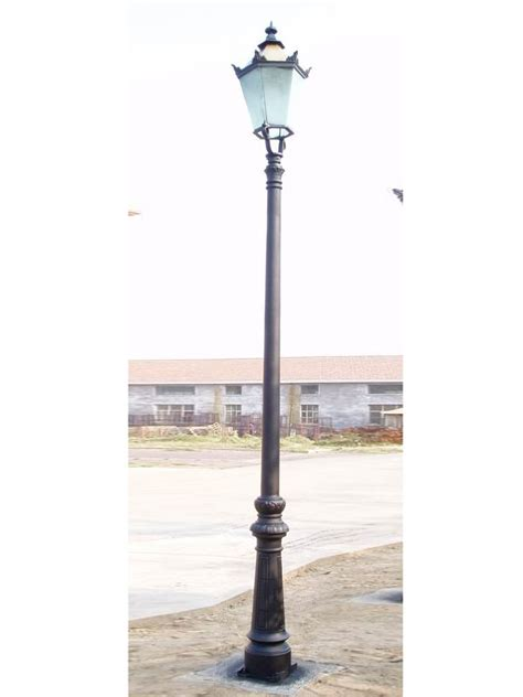 garden post lights outdoor solar lighting pole from