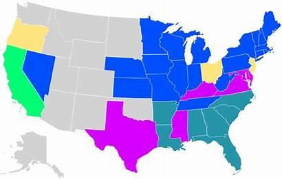 Amendment 14th Ratification Constitution States United Fourteenth