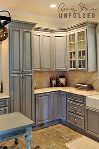 paint for cabinets How To Paint Kitchen Cabinets With Chalk Paint Annie ...