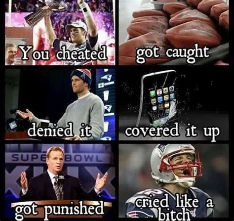 Patriots Suck Memes - tom brady is a five year old i hate the new england