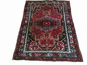 remarquable tapis fait main persan koliyai 175x130 cm With tapis persan avec canapé convertible 175 cm