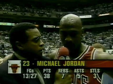 michael jordan  flu game  nba finals game