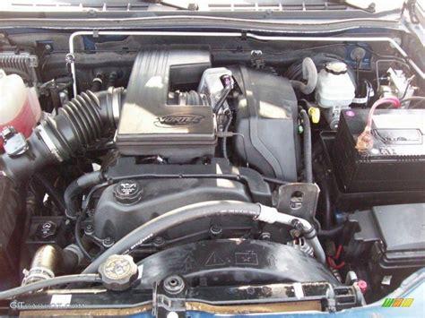 2005 chevrolet colorado z71 regular cab 4x4 3 5l dohc 20v