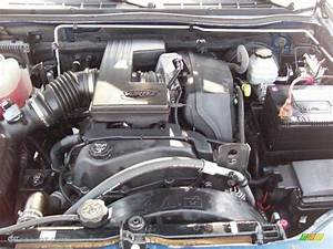 2005 Chevrolet Colorado Z71 Regular Cab 4x4 3 5l Dohc 20v