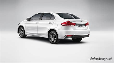 Gambar Mobil Suzuki Ciaz by Suzuki Ciaz Alivio Pro Facelift 2017 China Rear