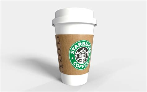 With a $0 intro annual fee for your first year , earn more stars and even more rewards with the. PBR Starbucks Coffee Cup - PROMOTION 3D asset | CGTrader