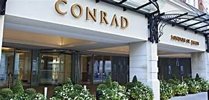 Hotel Review: Conrad London St James, 22-28 Broadway in