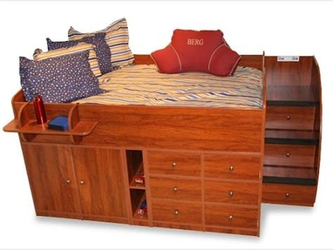Captains Bed by Size Captains Bed