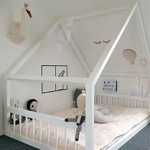 Kinderbett Unter Dachschräge : kinderzimmer ideen f r m dchen schr ge ~ Michelbontemps.com Haus und Dekorationen