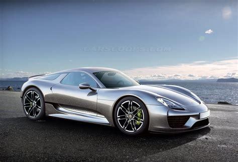 porsche concept hybrid porsche 911 could debut in 2018 new automotive trends