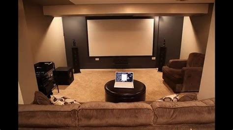 Home Design Ideas Budget by Home Theater Ideas On A Budget