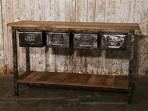 Vintage Industrial Möbel : industrial regal antik ~ Markanthonyermac.com Haus und Dekorationen