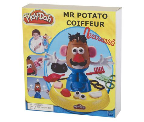 mr patato coiffeur play doh 9808