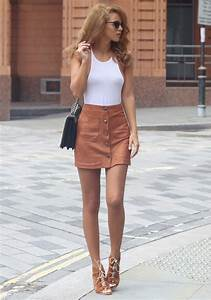 Skirt Outfits u2013 Ideas for All Types of Skirts u2013 careyfashion.com