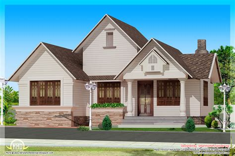 Beautiful Single Story Homes Single Story House Roof