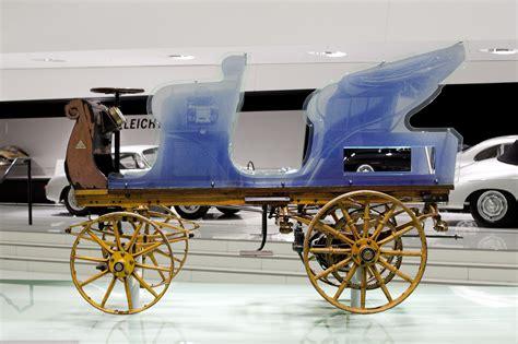 The First Porsche Ever Was Electric Autofluence