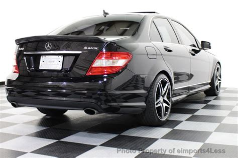 Mercedes benz c300 4matic sport's average market price (msrp) is overall viewers rating of mercedes benz c300 4matic sport is 3 out of 5. 2010 Used Mercedes-Benz C-Class C300 4Matic Sport Package AWD NAVIGATION at eimports4Less ...
