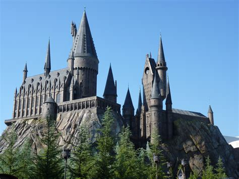 Universal Studios Orlando Harry Potter Hogwarts
