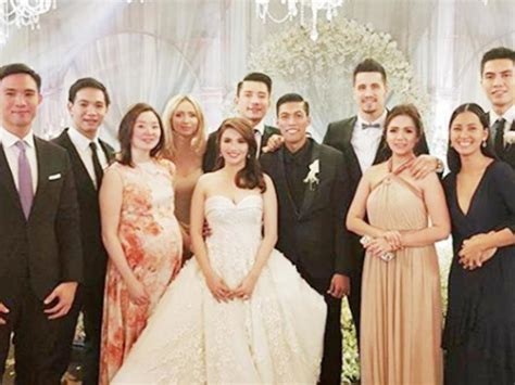 wedding   pba star mark barroca