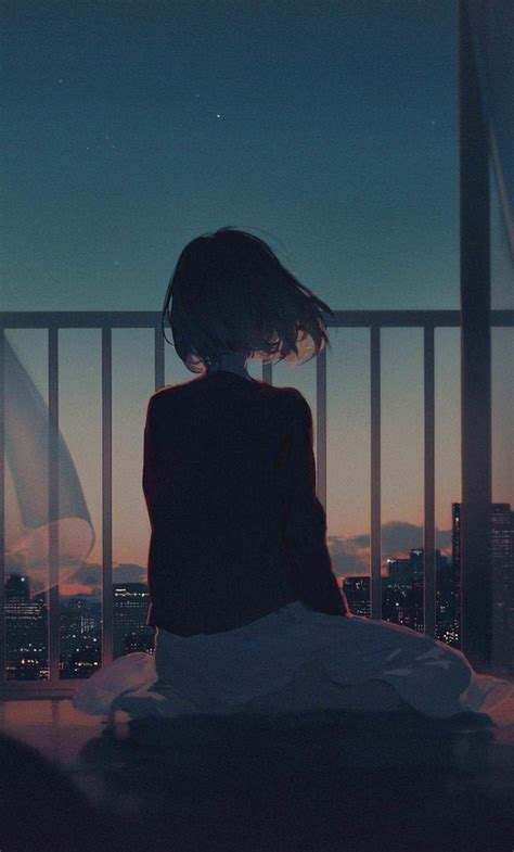Lonely Girl Aesthetic Wallpapers - Wallpaper Cave