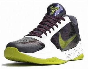 Kobe Bryant Shoes Pictures: Nike Zoom Kobe V (5) Chaos ...