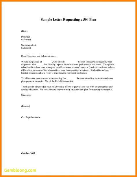 write request letter principal sample request letter