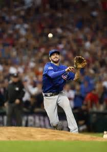 Kris Bryant Chicago Cubs World Series At