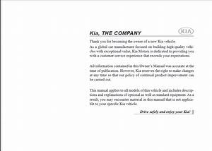 Download 2017 Kia Sportage Owner U0026 39 S Manual