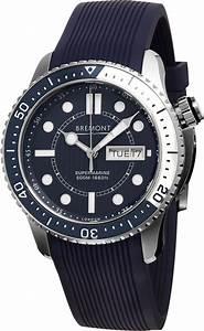 Bremont Super Marine Null Watch Model  S500
