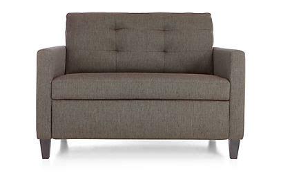 Karnes Sleeper Sofa by Karnes Sleeper Sofa Chair Crate And Barrel