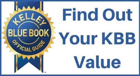 Kelly Blue Book Value Or Cash Offer  Rosedale Chevrolet