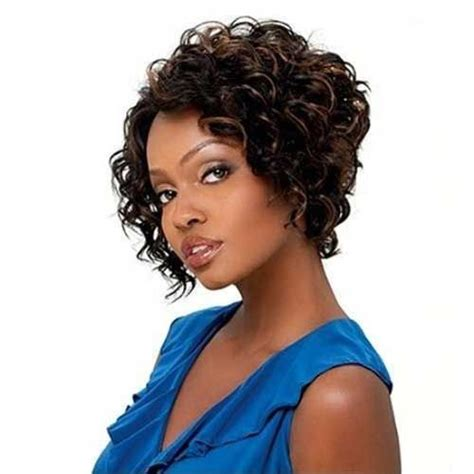 short hairstyles for fat faces curly short haircuts