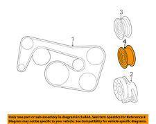 Mercede 98 C280 Serpentine Belt Diagram by Belts Pulleys Brackets For Mercedes Ebay