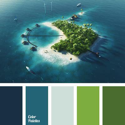 blue green color palette summer color combination color palette ideas