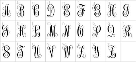 monogram fonts  images  script monogram fonts  letter monogram fonts
